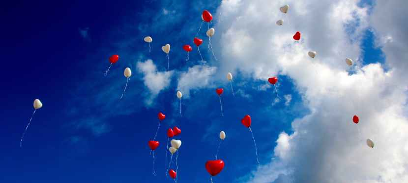 Balloon Messages – A Favorite Memory